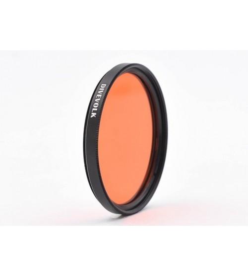 lentille orange SeaTouch